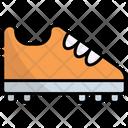 Football Shoe Soccer Shoe Football Cleat Icon