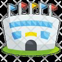Football Stadium Stadium Soccer Icon