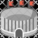 Football Stadium Icon