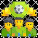 Football Team Team Football Icon