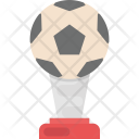 Football trophy Icon