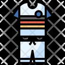 Football Uniform Icon