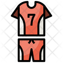 Football Uniforms Icon