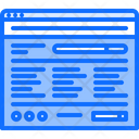 Footer Subscription Search Icon
