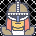 Footmen Fighter Soldier Icon