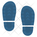 Footprint Shoe Shoe Prints Icon