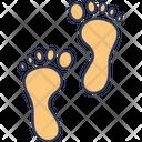 Footprint Foot Feet Icon