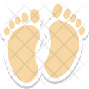 Footprints Foot Sign Footsteps Icon
