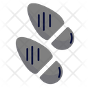 Footprints Shoeprints Case Icon