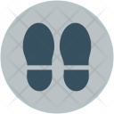 Footsteps Hotel Service Icon
