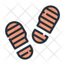 Footsteps Foot Walk Icon
