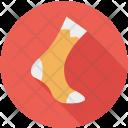 Footwear Sock Socks Icon