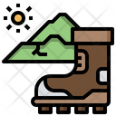 Footwear Accessory Protection Icon