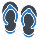 Footwear Shoes Slippers Icon