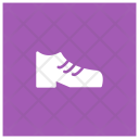Footwear Footsteps Shoes Icon