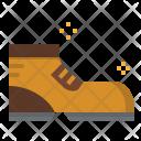 Footwear Boot Climbing Icon