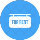 For Rent Hanging Icon
