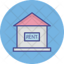 For Rent House For Rent Landed Property Icon