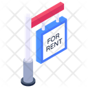For Rent Board Icon