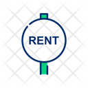 For rent signal Icon