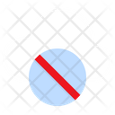Forbid Sign Restricted Sign Ban Server Icon