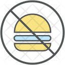 Forbidden Burger No Icon