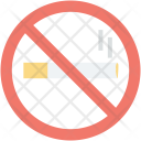 Forbidden No Cigarette Icon