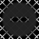 Forbidden Close Out Icon