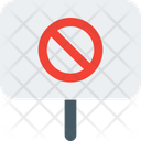 Forbidden Board Icon