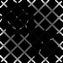 Forbidden Cursor Icon