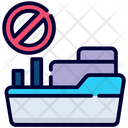 Forbidden No Prohibited Icon