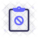 Task Block Clipboard Icon