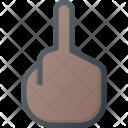Force Feedback Vibration Icon