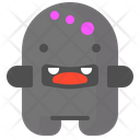 Forced smile Icon
