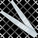 Forceps Tool Icon
