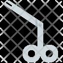 Forceps Scissor Tool Icon