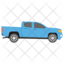 Ford Ranger Car Vehicle Icon