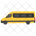 Ford Taxi Hybrid Taxi Yellow Cab Icon