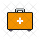 Fordt Aid First Aid Kit Medical Kit Icon