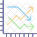 Forecast Business Graph Icon