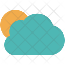 Forecast Weather Cloud Icon