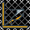 Analysis Forecast Graph Icon