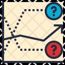 Forecasting Data Determine Icon