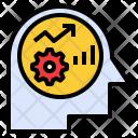 Forecasting Forecast Plan Icon