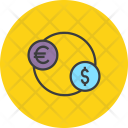 Foreign Exchange Currency Icon