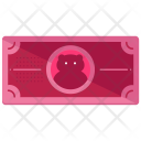 Foreign Cash Bill Icon