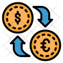 Foreign Exchange Currency Exchange Money Exchange Icon