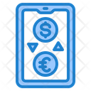 Foreign Exchange Currency Exchange Online Transfer Icon