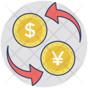 Foreign Exchange Fx Icon