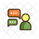 Foreign Language Learning Icon